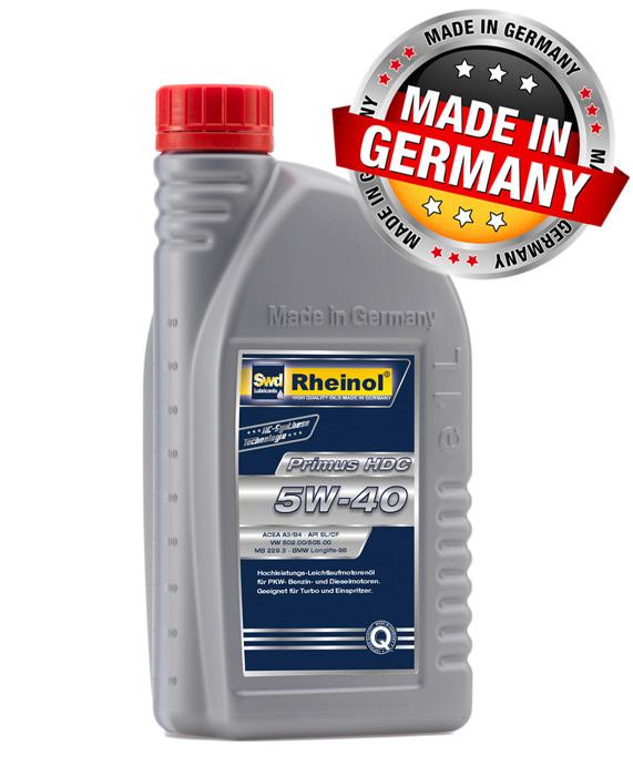 (104665)Rheinol Primus HDC 5W-40 1L