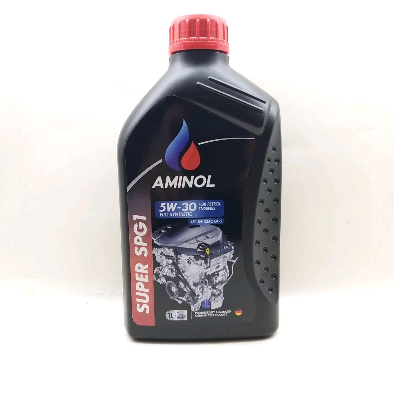 (251651)Aminol SUPER SPG1 5w-30 (SN/CF) 1L.