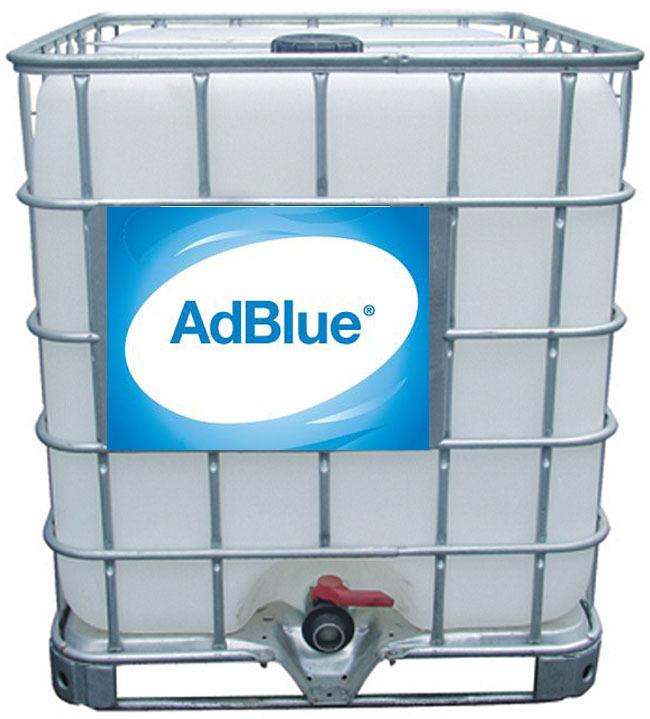 Ad Blue 1000 l