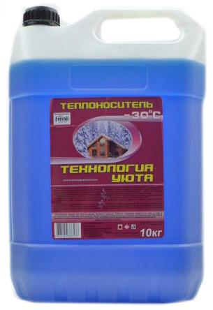 Agent termic «tehnologia uiuta» -30 C 10kg