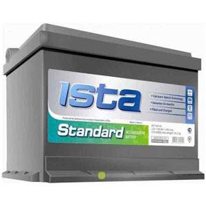 АКБ ISTA (Standard) 66Ah E