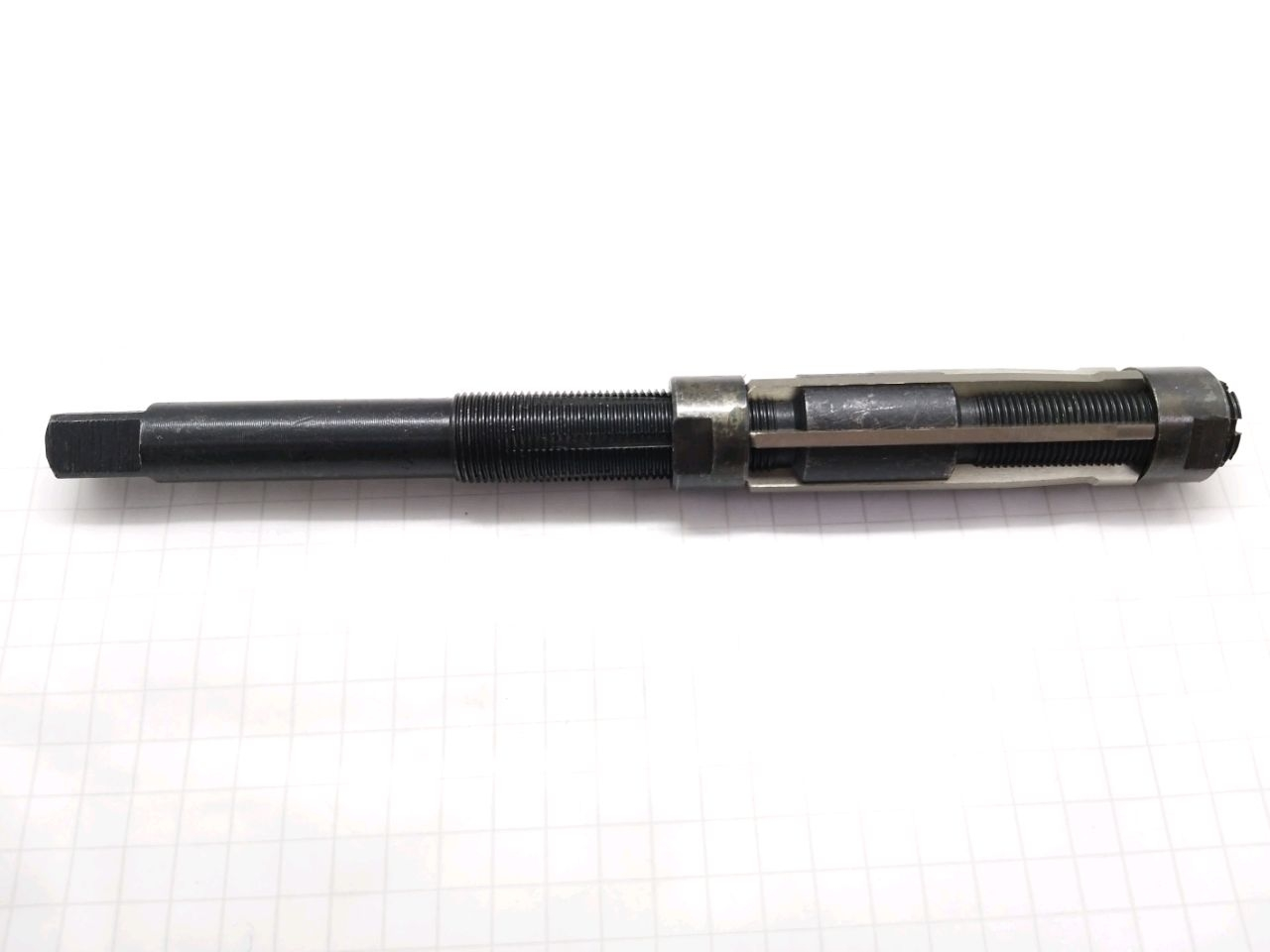 Alezor reglabil HSS 13,75-15,25mm
