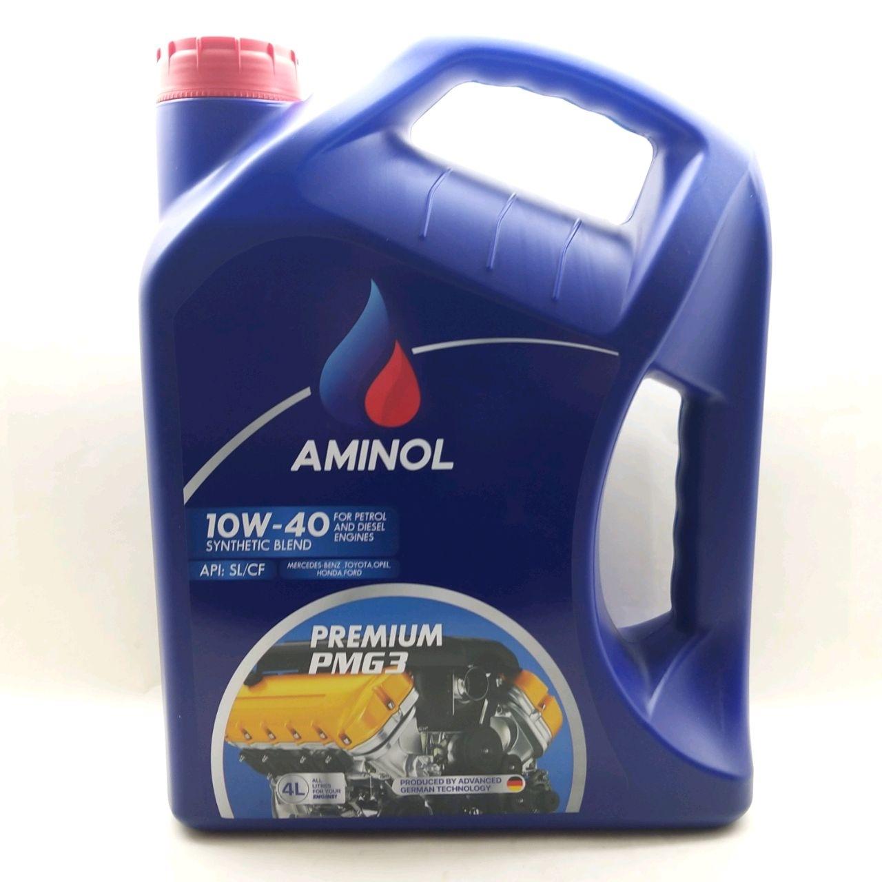 Aminol PREMIUM PMG3 10w-40 (SL/CF) 4л.
