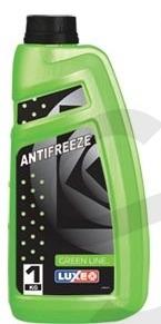 Antifreeze -40C verde LUXE 1kg.