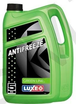 Antifreeze -40C verde LUXE 5kg.