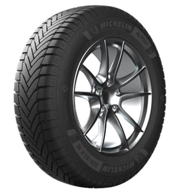 Anvelopa 195/55 R16 (Alpin 6) Michelin iarna