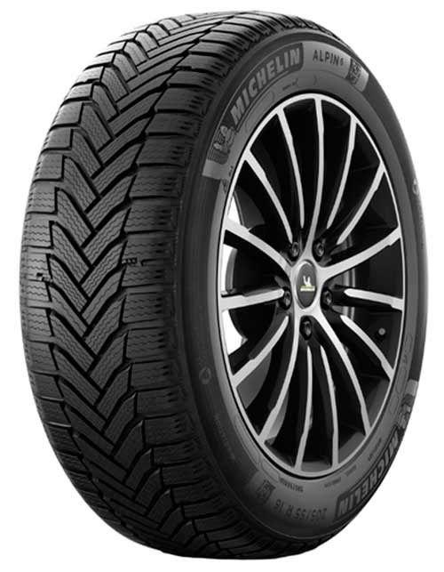 Anvelopa 215/55 R17 (Alpin 6) Michelin iarna