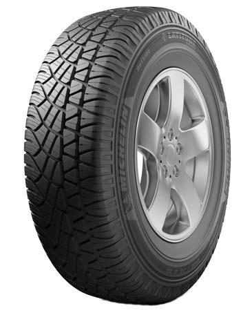 Anvelopa 215/65 R16 (Latitude Cross) Michelin