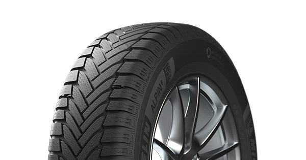 Anvelopa 225/55 R17 (Alpin 6) Michelin iarna