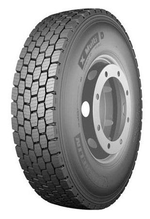 Anvelopa 235/75 R17,5 (X Multi D) Michelin p/s