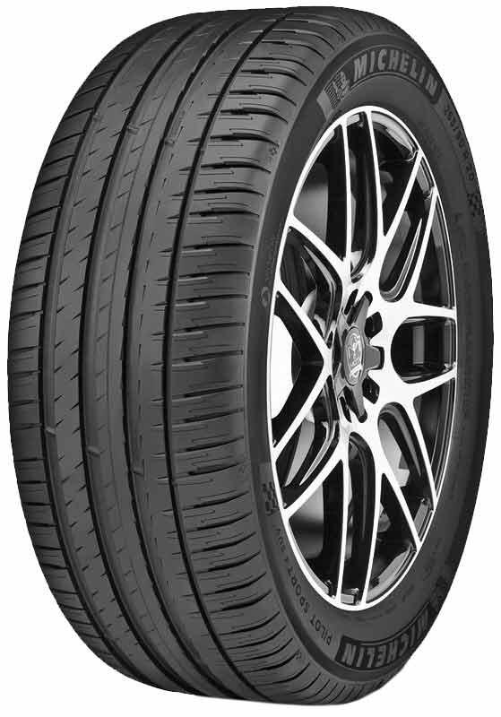 Anvelopa 245/50 R19 (Pilot Sport 4 SUV *) Michelin