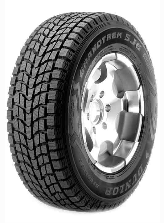 Anvelopa 245/70 R16 (Grandtrek SJ6) Dunlop iarna