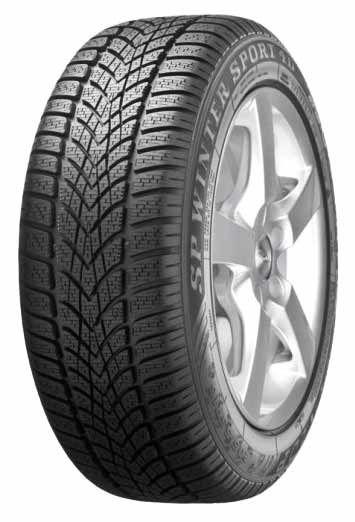 Anvelopa 265/45 R20 (Winter SPT 4D MS N0) Dunlop i