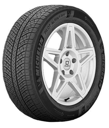 Anvelopa 265/60 R18 (Pilot Alpin 5 SUV) Michelin iarna