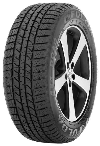 Anvelopa 265/67 R17 (Road 4x4) Fulda
