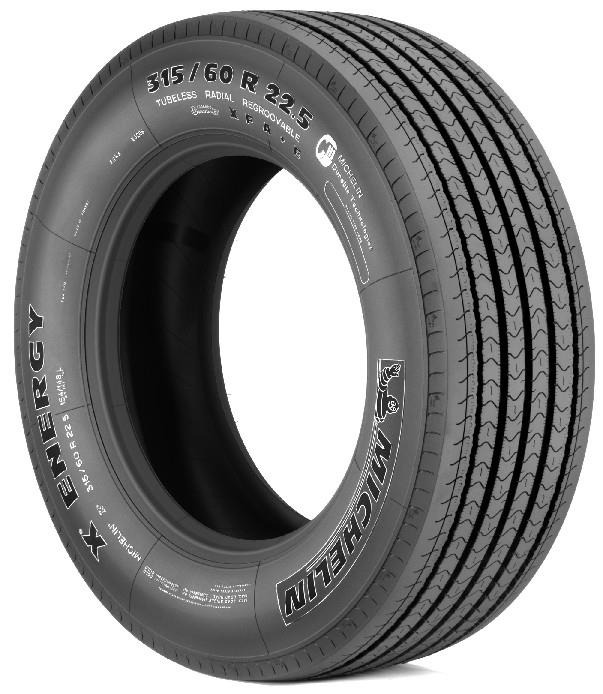 Anvelopa 315/60 R22,5 (X Energy XF) Michelin d/f