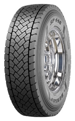 Anvelopa 315/70 R22,5 (SP 446) Dunlop p/s