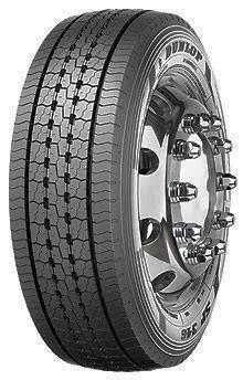 Anvelopa 315/80 R22,5 (SP 346) Dunlop p/f
