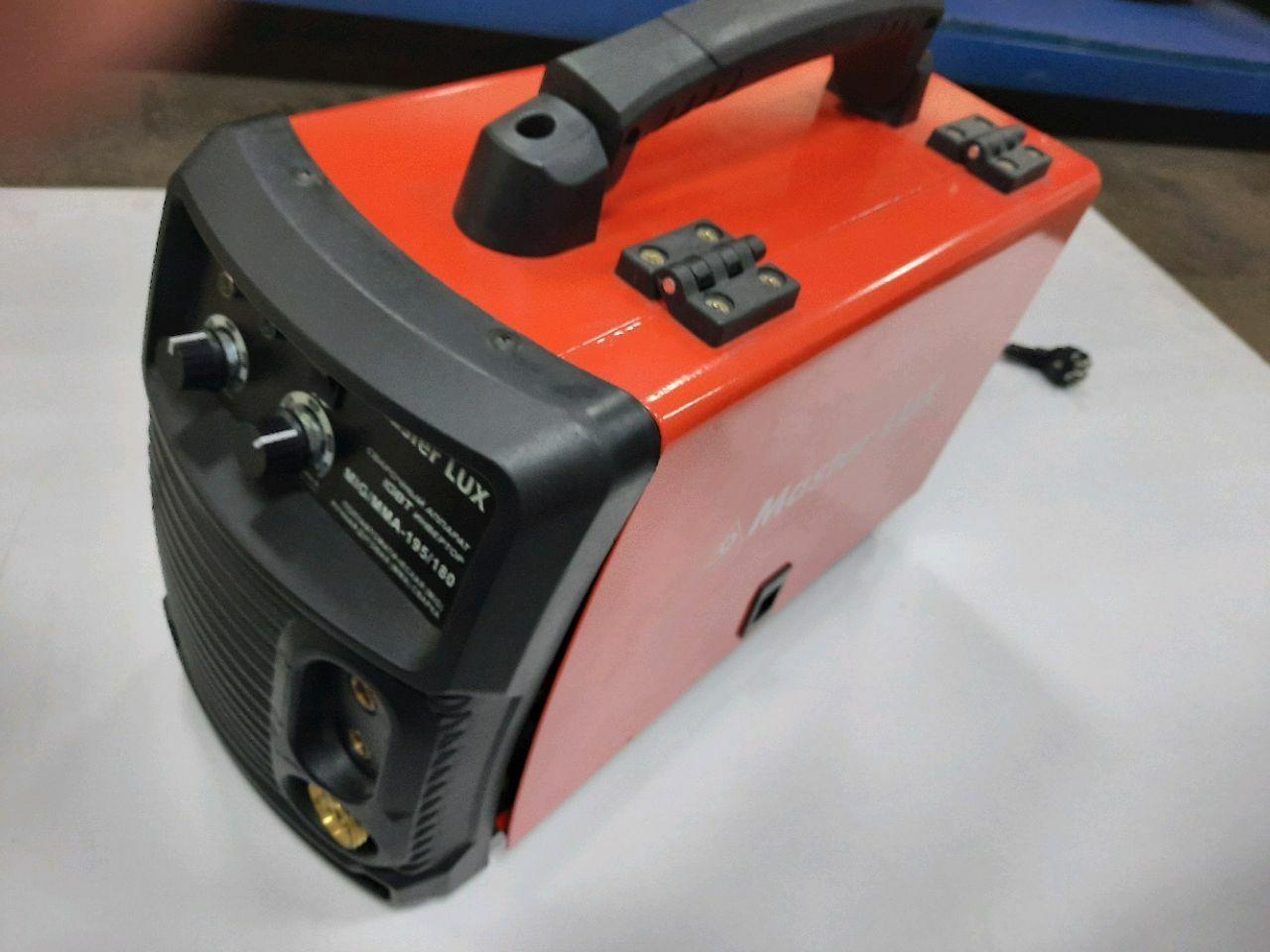 Aparat de sudare Semiautomat/invertor MIG195/MMA22
