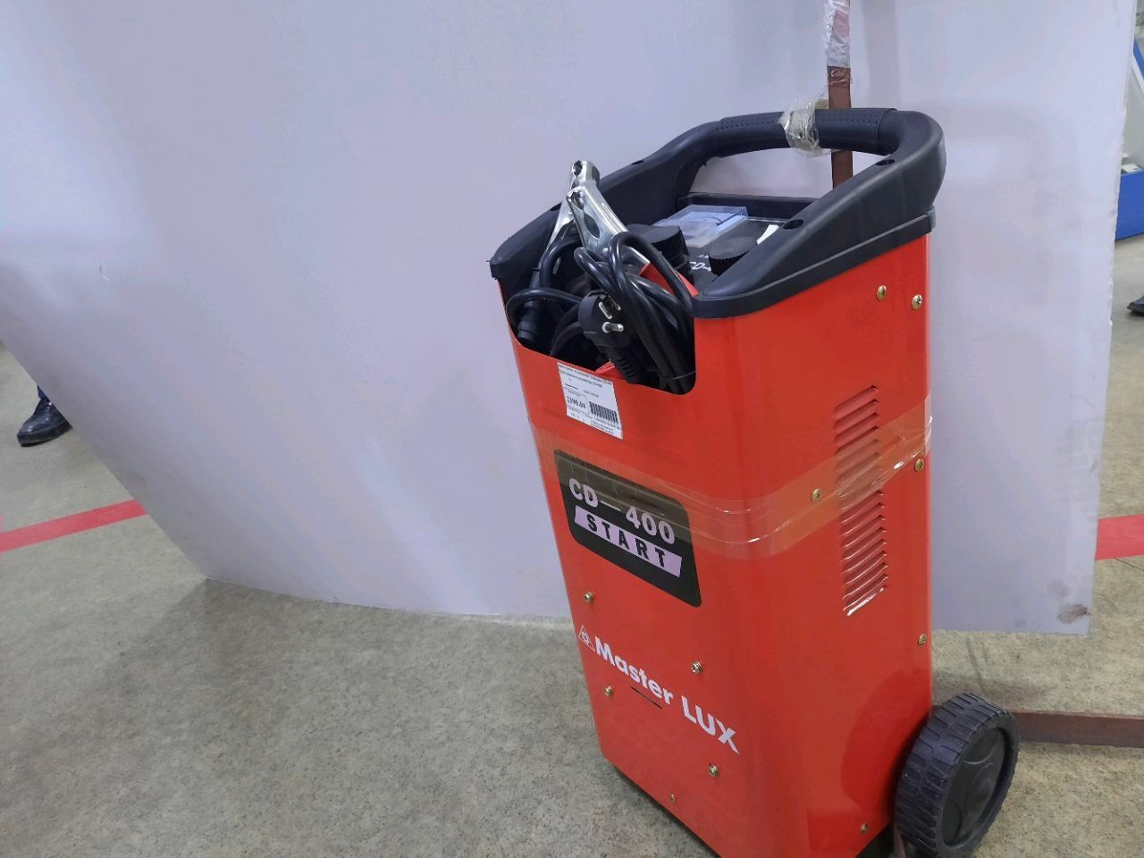 Aparat electric de demarare/ încărcare CD-400