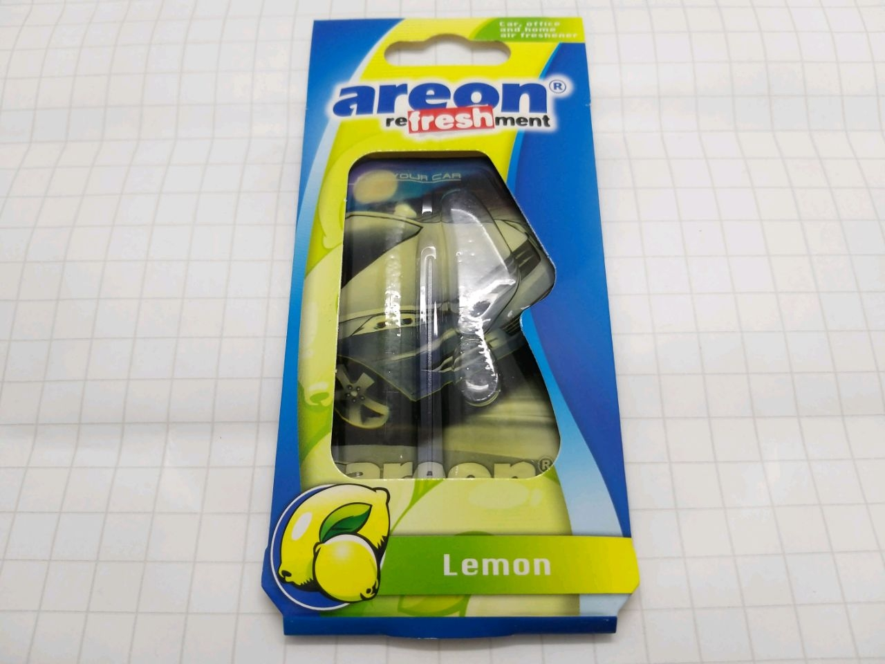 Aromatizator Areon Liquid Lemon