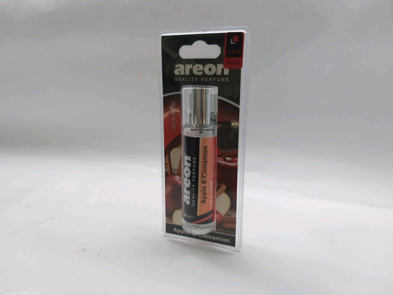 Aromatizator Areon Mini sprey 35ml Apple & Cinnamo