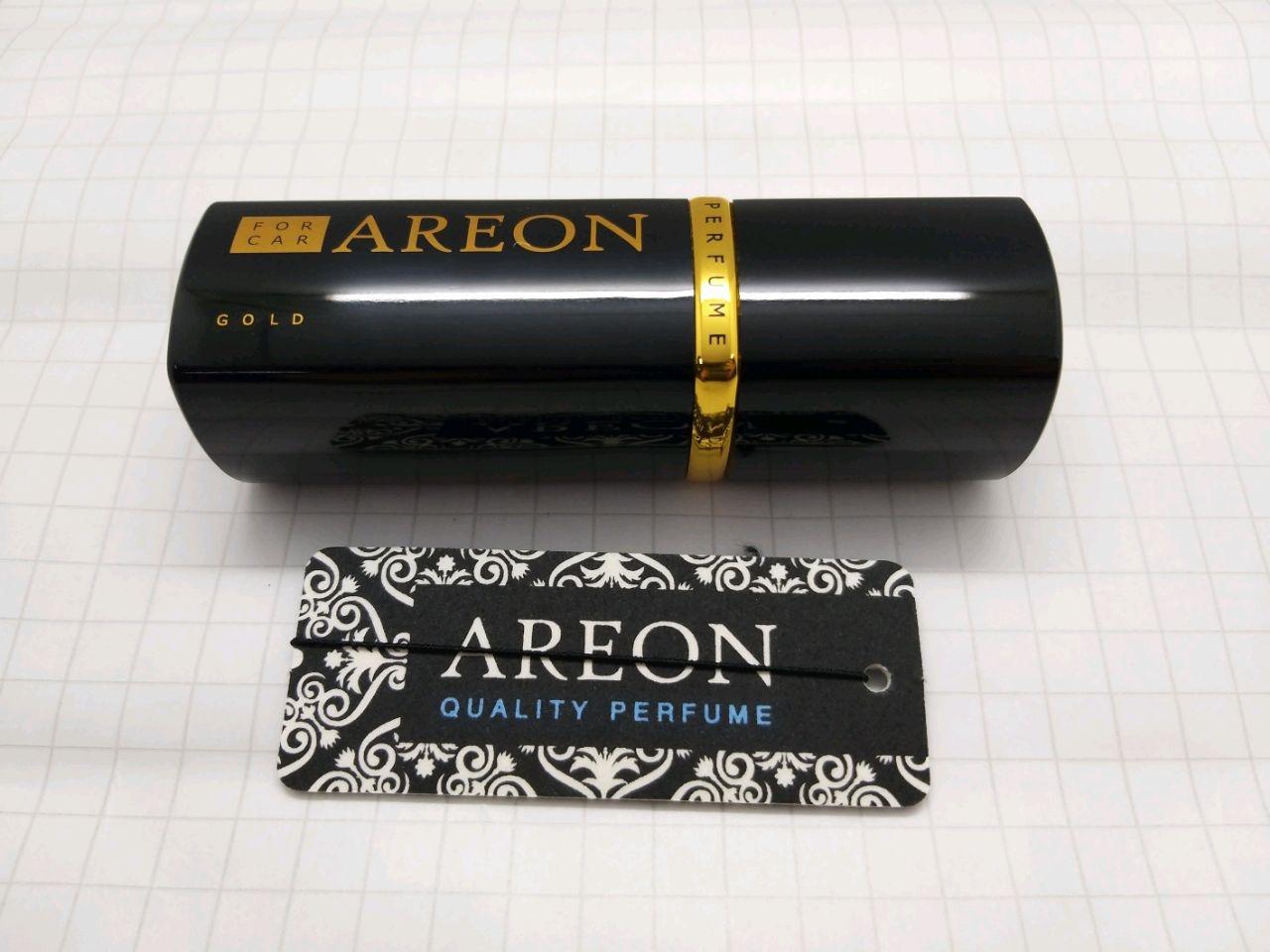 Aromatizator Areon Perfume Gold