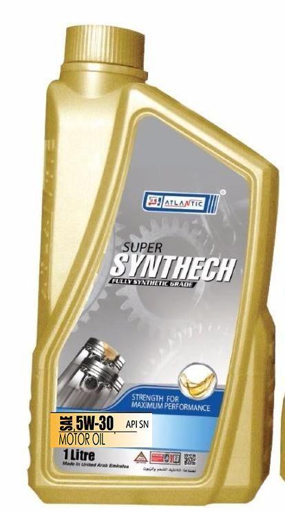 ATLANTIC SUPER SYNTHECH 5W-301L