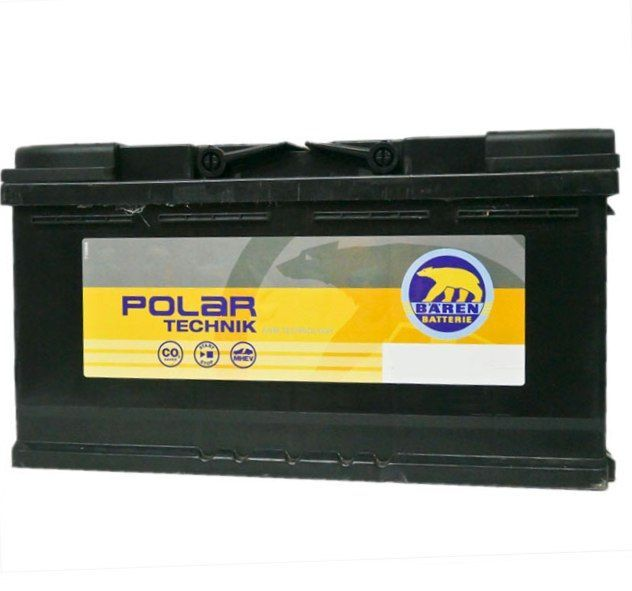 Baterie auto BAREN (AGM Polar Technik) 80Ah E