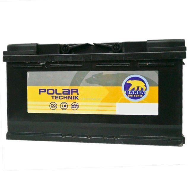 Baterie auto BAREN (AGM Polar Technik) 95Ah E