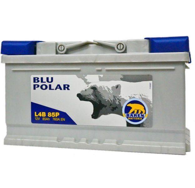 Baterie auto BAREN (Blu polar) 85Аh E