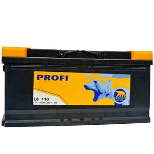 Baterie auto BAREN (Profi) 110Аh E