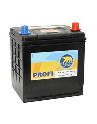 Baterie auto BAREN (Profi) 60Аh E