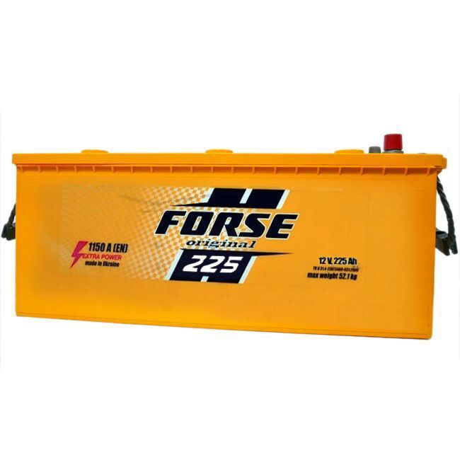 Baterie auto FORSE 225Ah E