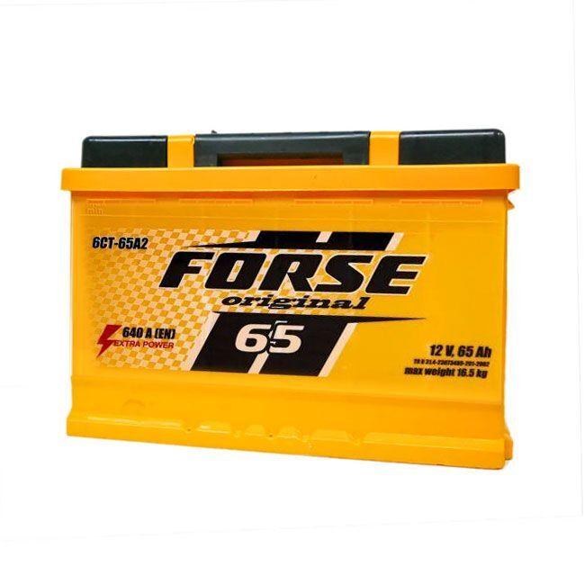 Baterie auto FORSE 65Ah E