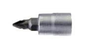 Bit cruceformă PH2 1/4 25mm