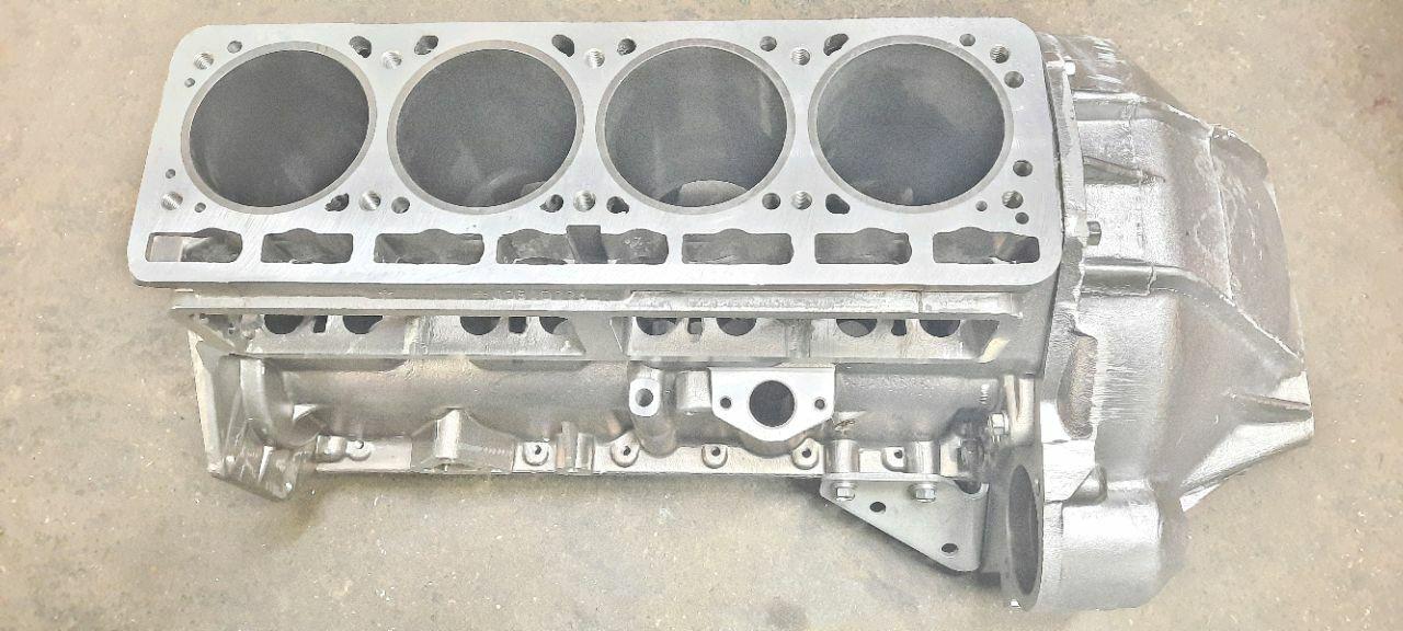 Bloc a motorului UMZ-42164 Euro-3