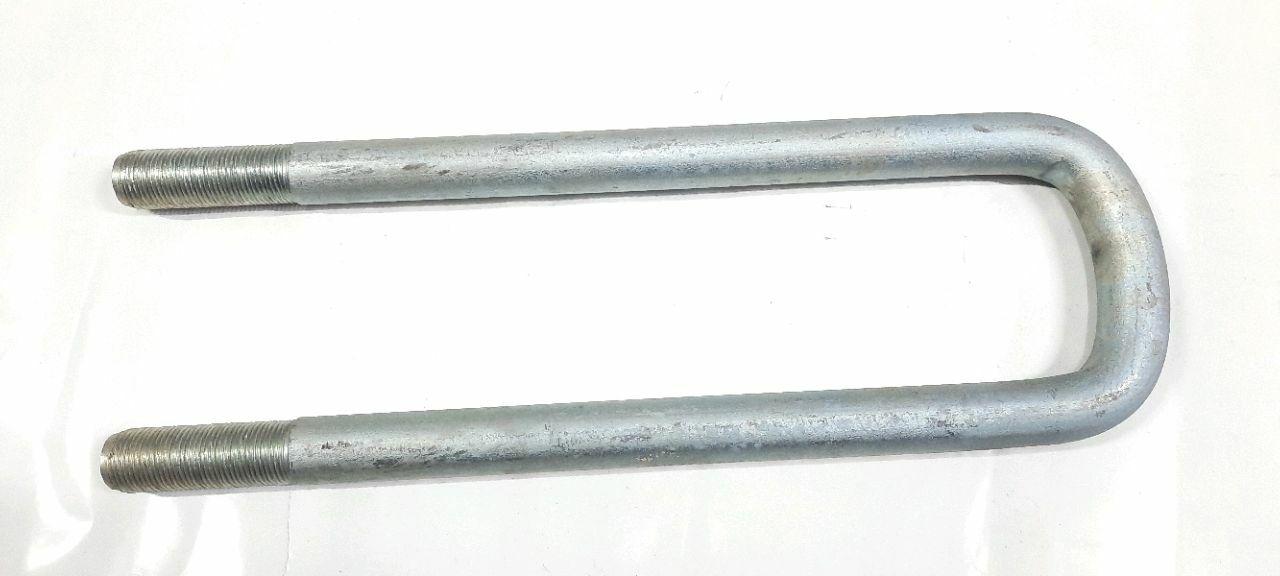 Brida resortei din spate KAMAZ (M27x2,0 L=420 mm)(