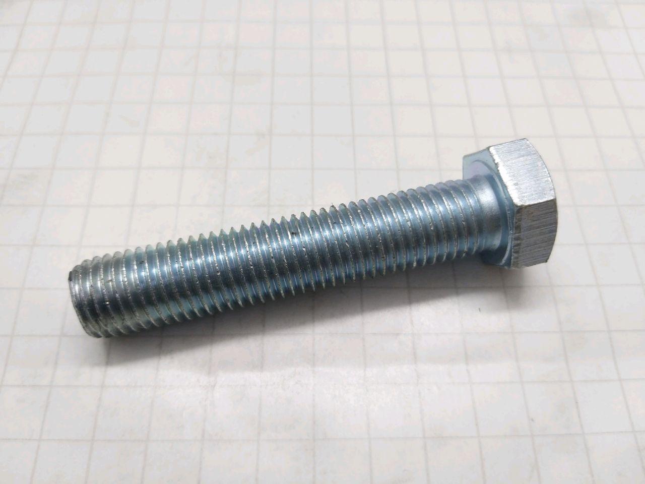 Bulon 16х80M DIN933 zinc.