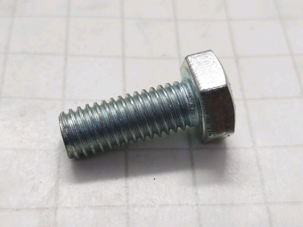 Bulon 8х20M DIN933 8.8 zinc.