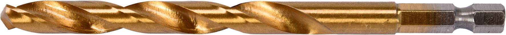 Burghiu HSS-TiN 8.0mm (1/4 HEX)