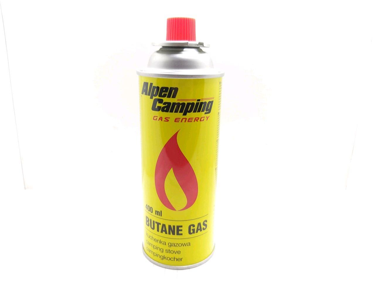 Butelie de gaz (butan)