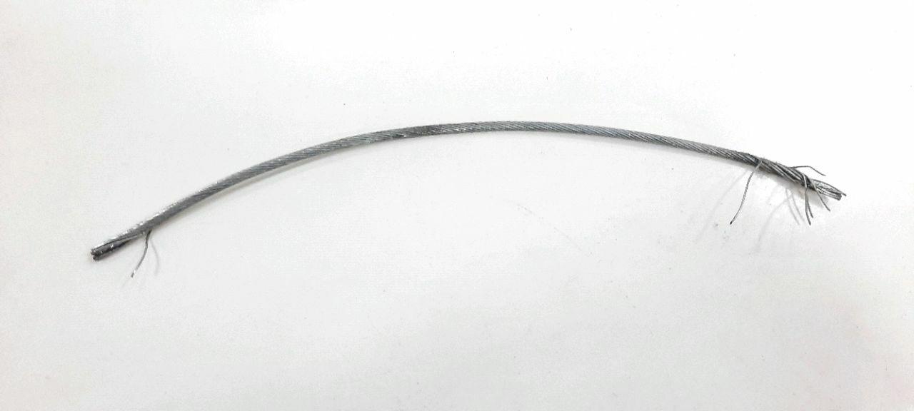 Cablu de otel D=2,6 mm