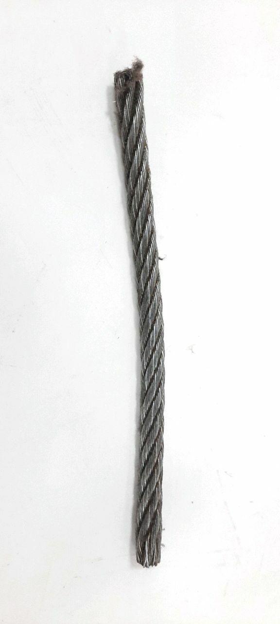 Cablu de otel D=9,6 mm