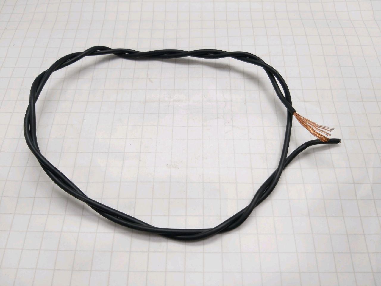 Cablu electric PV-3 2,5 (negru)