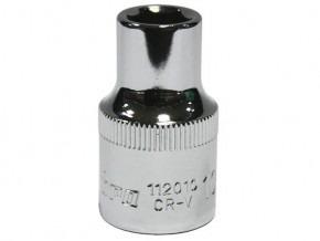 Cap cheie tubulară H10x1/2 Cr satinat