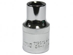 Cap cheie tubulară H18x1/2 Cr satinat