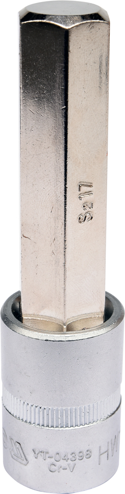 Cap cu insert HEX 17mm 1/2 100mm