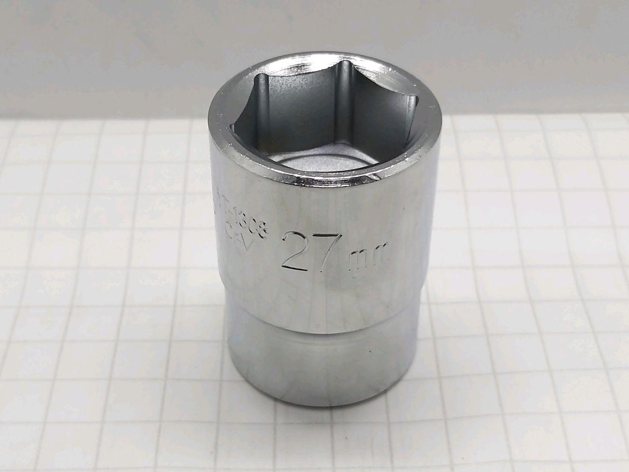 Cap hexagonal 3/4 27mm