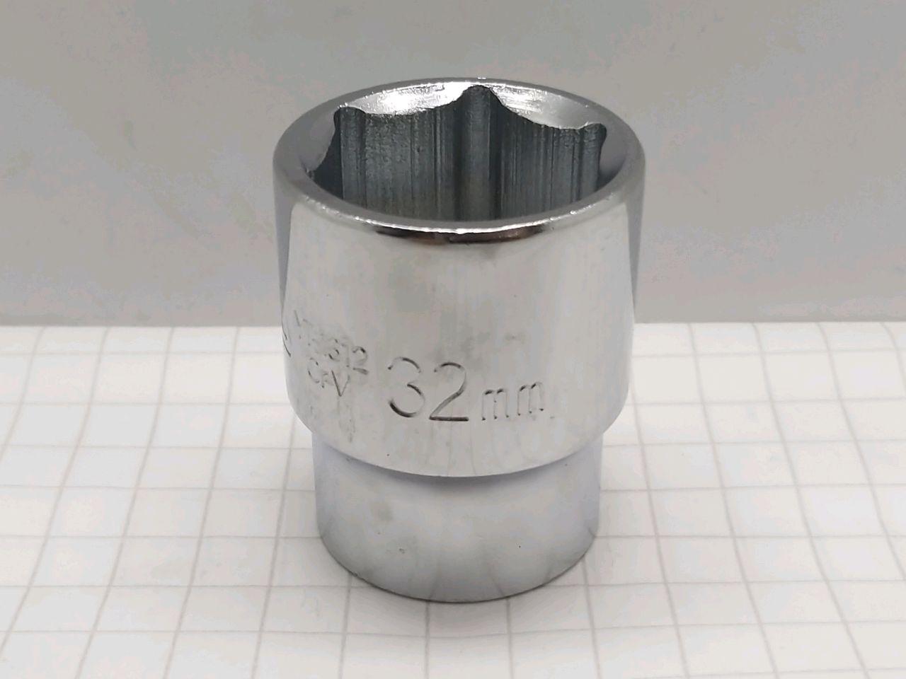 Cap hexagonal 3/4 32mm